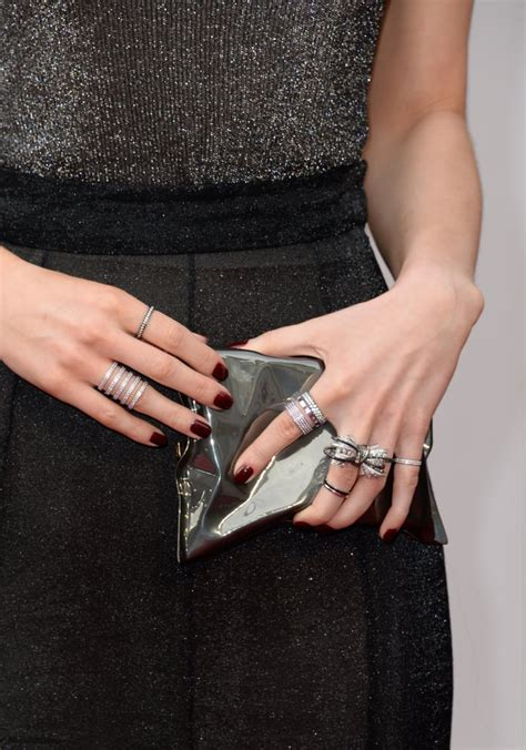 Emma Watson Shoes Jewelry The Oscars