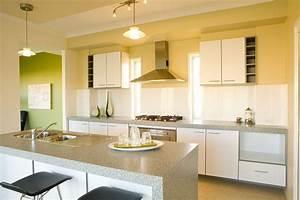 idee deco cuisine peinture idee decoration cuisine img11 With idee deco cuisine avec cuisine rustique