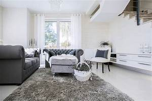 Wohnzimmer Farb Kombinationen Mit Grau