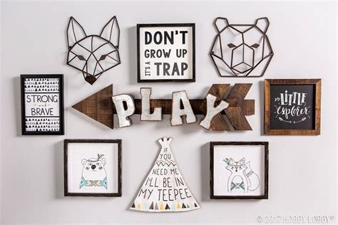 Boys Bedroom Wall Decor by Give Your Explorer The Gallery Wall Home