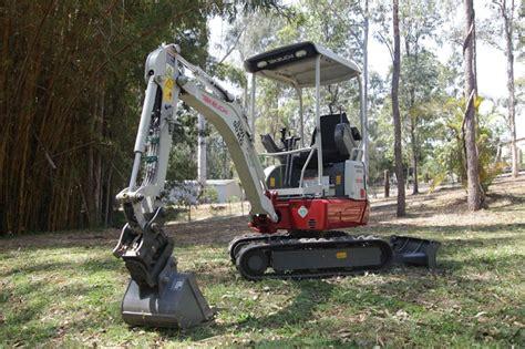 takeuchi tbr mini excavator review