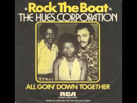 Rock The Boat Original Version by Hues Corporation Rock The Boat