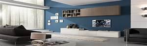 Tinte pareti i colori moderni e la giusta vernice per interni stilosi