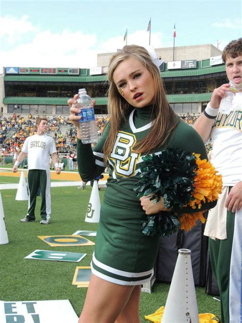 I Love This Baylor Cheerleader STORIES WALL LIFESTYLE