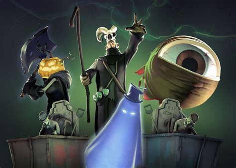 team fortress   celebrating halloween