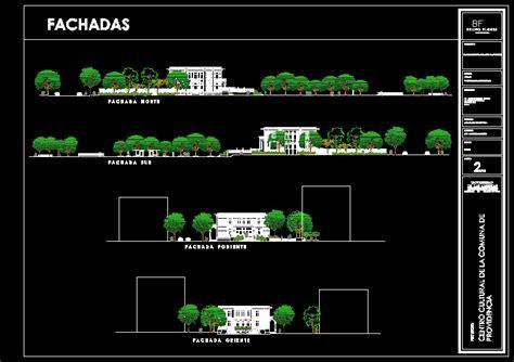 schacht palace facade  autocad  cad