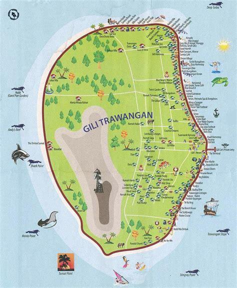gili islands lostblondie