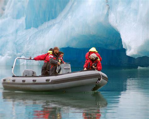 Zodiac Boat Hawaii by Zodiac Boat Glacier Lagoon Tours Icelagoon Is