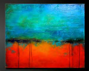 Contemporary Abstract Acrylic Painting