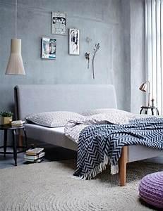Farbpalette Schöner Wohnen : 25 besten die graue wand bilder auf pinterest graue ~ Lizthompson.info Haus und Dekorationen