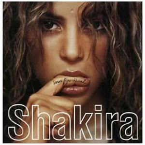 Shakira Album: «Tour Fijacion Oral»