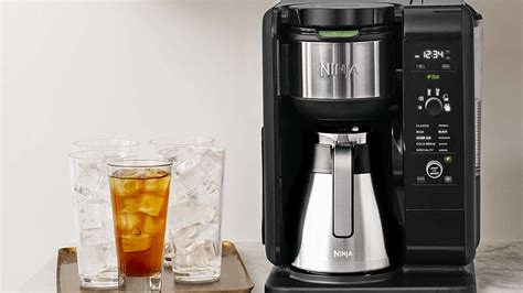 As an illustration, we've created this guide to put two great ninja models against each other: Ninja's Hot & Cold Brewed System Is the Only Coffee Maker You'll Ever Need | Mental Floss