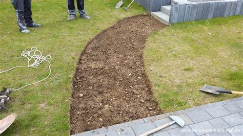20150411gehwegimgarten09 › Wir Bauen Dann Mal Ein Haus