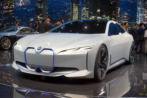 Bmw I Vision Dynamics Concept Debuts As A Future Tesla