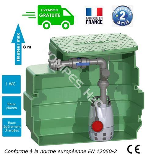 micro station de relevage eaux usées station de relevage des eaux usees domestique micro 5