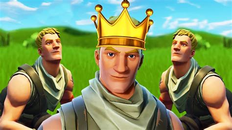 I Found The King Of All Defaults On Fortnite!!!