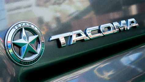 toyota tundra  tacoma texas editions   continued