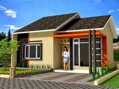 gambar desain rumah minimalis  lantai type  terbaru