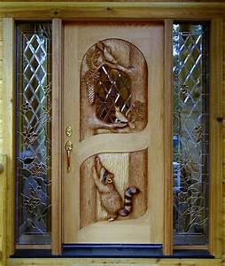 Hand, Carved, Doors