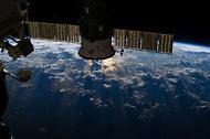 Atlantic Ocean From Space