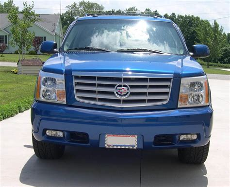 2003 Cadillac Escalade Ext by File 2003 Cadillac Escalade Ext Front Jpg Wikimedia Commons