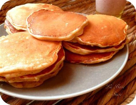 cuisine americaine recette recette americaine de pancakes à l 39 épeautre cuisine