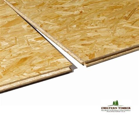 osb verlegeplatten 18mm sterling board osb type 3 tongue groove chiltern timber