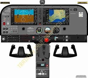 Cessna 172sp  Garmin G1000  Poster