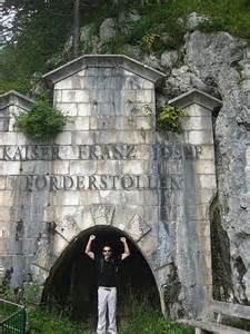 Austria Hallstatt Salt Mine