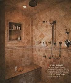 bathroom showers ideas all i want is four walls and adobe slabs for m 39 woo stepper was here