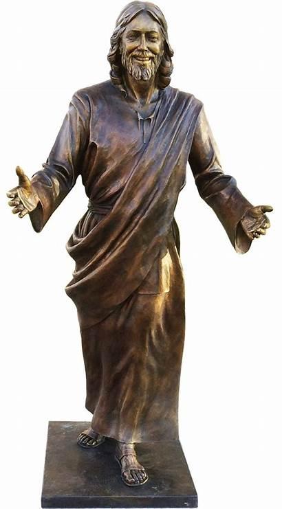 Jesus Christ Bronze Statue Photoshop Union Apprenticeship