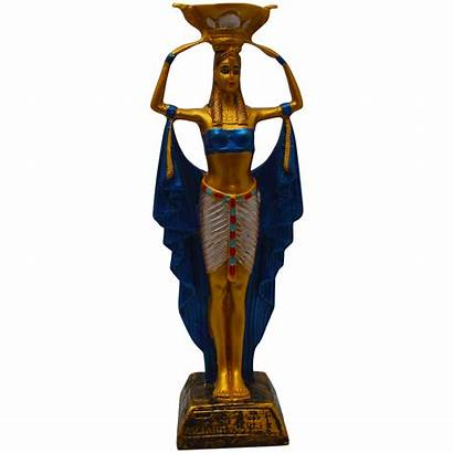 Ancient Egyptian Statue Traditional