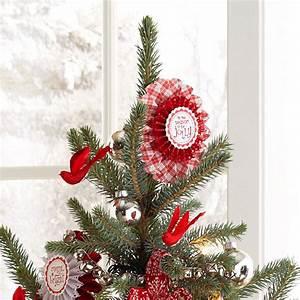 Weihnachtsbaum Rot Weiß : weihnachtsbaum deko clevere und lustige christbaumspitzen ideen ~ Yasmunasinghe.com Haus und Dekorationen