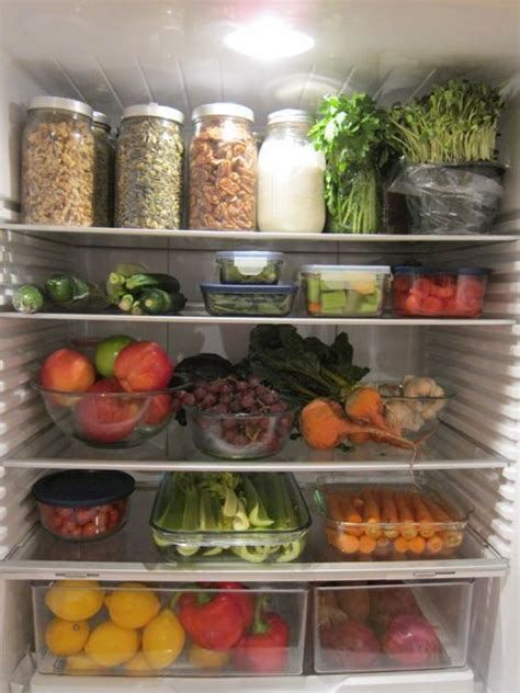 Kitchen Food Organization by I Need Money So I Can Do This Consistently Using