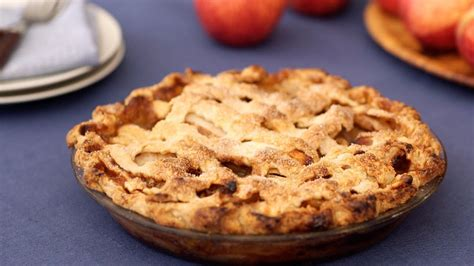 How To Make Salted Caramel Apple Pie - YouTube