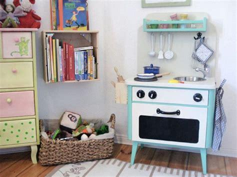 Kinderküche Aus Ikea Möbeln by Diy Anleitung Kinderk 252 Che Aus Einem Alten Nachtschrank