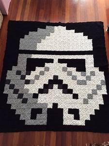 Star Wars Decke : blanket made of granny squares k8 h kelideen ~ Orissabook.com Haus und Dekorationen