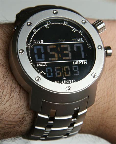 Suunto Dive Watches - suunto elementum aqua diver review ablogtowatch