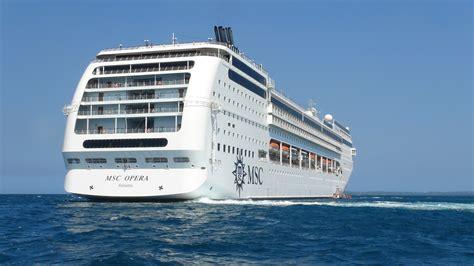 MSC Opera Cruise Specials 2018/2019