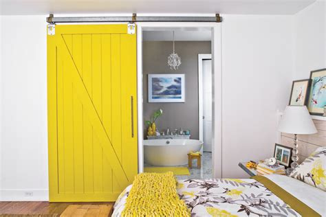Bedroom And Bathroom Sets by Bathroom Sliding Door For Families With Kids And Elderly