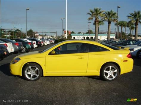 2008 Pontiac G5 Gt by 2008 Competition Yellow Pontiac G5 Gt 2812778 Photo 2