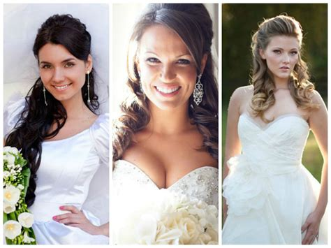 wedding hairstyles for a shape hair world