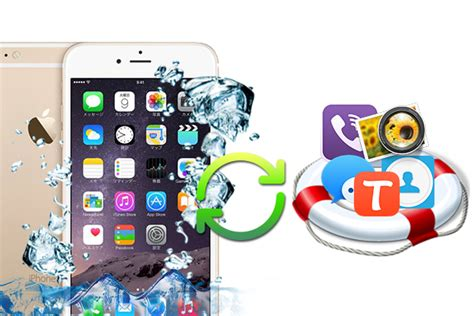 iphone data recovery water damage find my data back from water damaged iphone 6