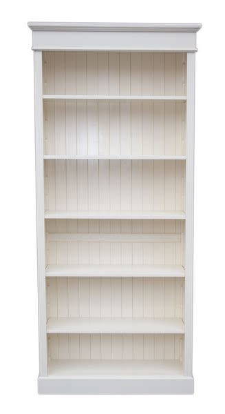 Large White Bookshelf by Solid Wood Interiors Gt Pine Bookcase Large 5 Adjustable