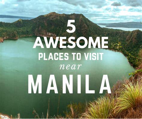 5 AWESOME Places to Visit Near Manila illumelation