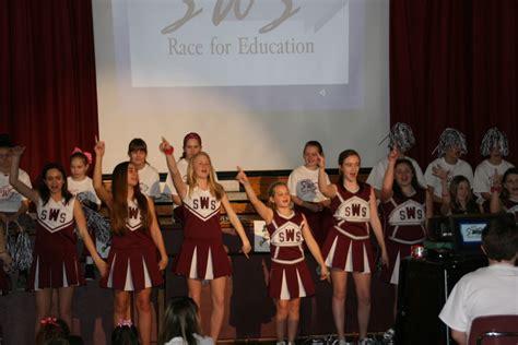 st william abbot school kicks fundraising campaign herald