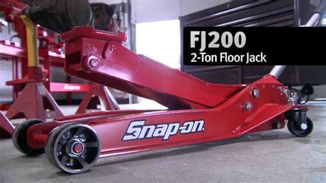 Snap-on 2-ton Floor Jack