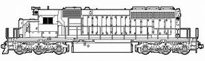 Missouri Pacific  3155 Detail Parts List  Ho Scale