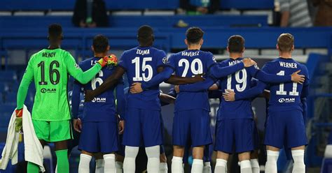 How the Chelsea dressing room reacted after Champions ...