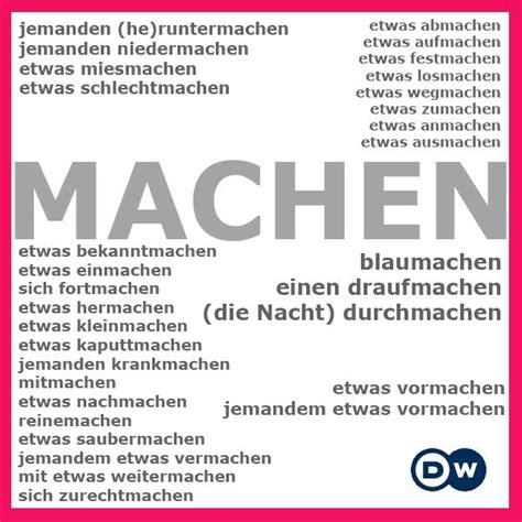 alles  man machen kann von euch dw deutsch